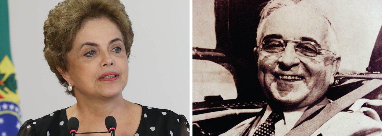 """Colunista do 247 Alex Solnik traça um paralelo entre o impeachment da presidente Dilma Rousseff em curso no Senado e o plano de 1937 que simulava a intenção de uma revolução comunista no Brasil, que acabou beneficiando Getúlio Vargas, e um dos episódios que deram origem ao golpe de 1964; """"Recomendo aos homens e mulheres de bem do Senado, onde hoje começa a discussão da versão 2016 do Plano Cohen, desta vez batizado de 'impeachment', que leiam essa história para, inspirados nela, não permitirem que mais uma fraude, de consequências imprevisíveis, mas sempre dolorosas, seja usada com o objetivo de derrubar um presidente da República e macular, de novo, a democracia brasileira"""", afirma"""