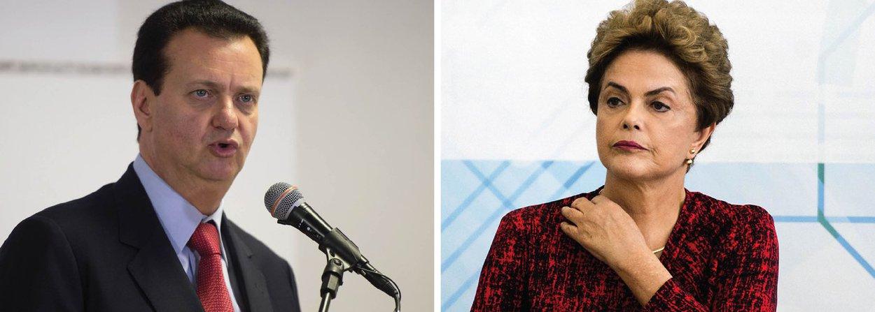 Após a reunião com deputados do PSD na Câmara, o ministro das Cidades, Gilberto Kassab, foi ao Palácio do Planalto nesta quarta (14), comunicar à presidente Dilma Rousseff sobre a decisão da maioria da bancada a favor do impeachment; o deputado Átila Lins (PSD-AM) disse que o ministro informou à presidente que estaria disposto a deixar o cargo; masDilma, segundo o deputado, afirmou que ele que poderia continuar na pasta; atualmente, entre os 36 deputados do partido, estima-se que ao menos 26 sejam a favor do impeachment