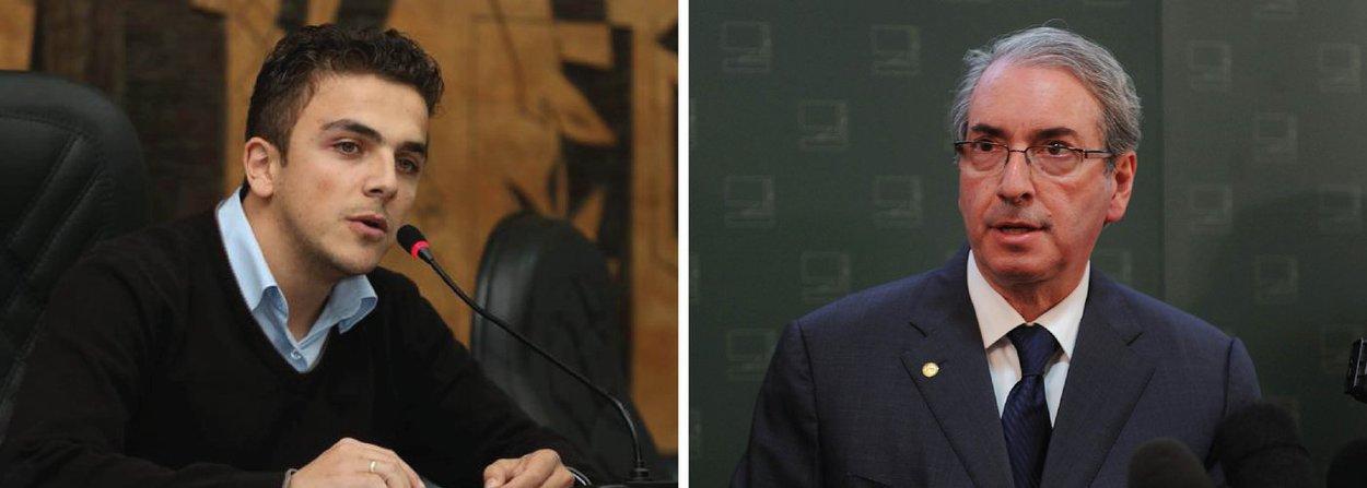 """Deputado da Rede Aliel Machadorevela articulações pesadas de bastidores e até ameaças em busca de votos para aprovar o afastamento da presidente Dilma; integrante da comissão do impeachment, que votou contra o relatório do deputado Jovair Arantes, diz que foi procurado por pessoas ligadas ao vice Michel Temer, que perguntaram """"o que ele queria, do que precisava""""; """"O Cunha falou: 'Você não vai mais andar em Ponta Grossa. O Temer vai ser presidente, você vai ver'"""", diz Machado em entrevista; """"Os caras que estão a favor do impeachment estão montando o governo com o Temer, eles vão assumir o comando de tudo. DEM, PSDB, todos esses caras. É o jogo aqui"""", completa"""