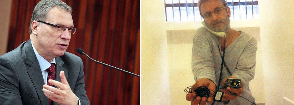 """Em carta aberta ao novo ministro da Justiça, publicada em seu blog, o jornalista Marcelo Auler pede que sejam apurados os episódios de grampos colocados na sede da Polícia Federal em Curitiba, como o da cela do doleiro Alberto Youssef e do fumódromo, entre outros fatos; """"Esses são apenas dois episódios ao longo dos últimos dois anos na Polícia Federal do Paraná e que, por si só, já envolvem seis delegados ligados à Lava Jato com possíveis irregularidades cometidas"""", destaca o blogueiro"""