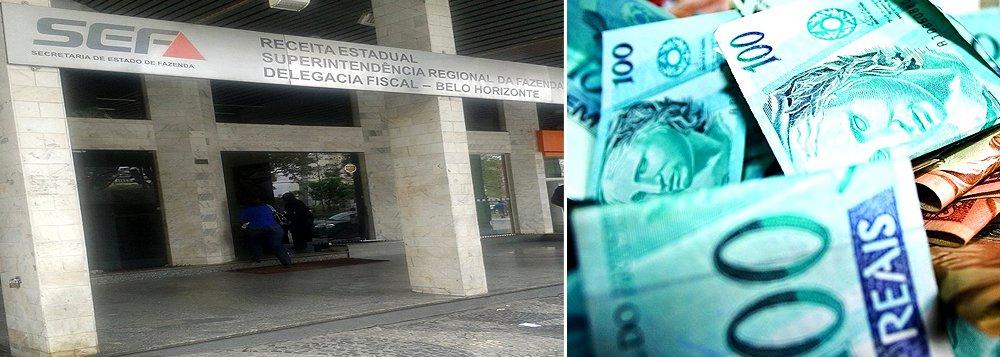 A Secretaria Estadual da Fazenda investiga, por meio daoperação Carretel,quatro empresas de Belo Horizonte, suspeitas de envolvimento em um esquema de sonegação de impostos; as investigações constataram R$ 22 milhões em sonegamento do ICMS; uma das iniciativas para a execução de crimescontra a ordem tributária e sonegação de ICMS era a omissão de registros e informações ao Fisco Estadual