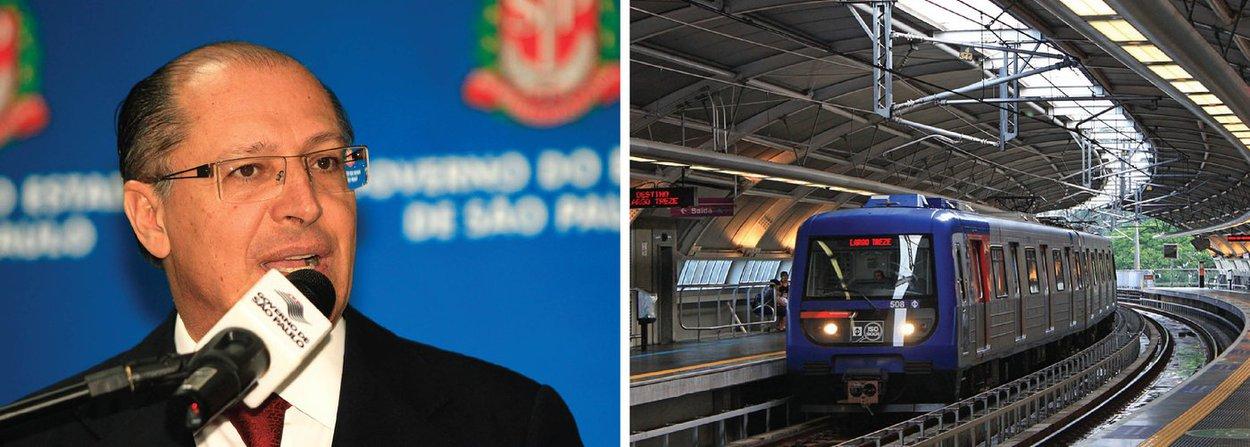 """Durante entrega de casas do programa Minha Casa Minha Vida em Sorocaba, o governador Geraldo Alckmin defendeu nesta quarta-feira, 30, o reajuste de 8,6% nas tarifas de metrô e trens, que entra em vigor a partir de 9 de janeiro, em São Paulo; """"No caso do trem e do metrô, eles são movidos pela energia elétrica. Houve um grande esforço para ter um aumento abaixo da inflação"""", disse; bilhetes de ônibus, trens e metrô passarão de R$ 3,50 para R$ 3,80; já o preço da integração de ônibus com trens/metrôs subirá de R$ 5,45 para R$ 5,92"""
