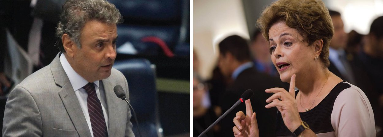 """Líder da iniciativa que visa retirar a presidente Dilma Rousseff da presidência, o senador Aécio Neves (PSDB-MG) criticou neste sábado, 2, o veto de Dilma ao reajuste do benefício do Bolsa Família pela inflação; """"Em um momento de grave crise, os primeiros a sofrer e de forma mais profunda são os que mais necessitam, ou seja, exatamente os beneficiários do Bolsa Família. A presidente Dilma, com seu veto, mais uma vez, sacrifica a população que mais precisa do apoio do governo"""", disse Aécio, por meio de nota à imprensa"""
