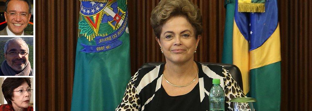 """Dois novos pareceres contra o pedido de impeachment da presidente Dilma Rousseff foram divulgados nesta segunda-feira, 7; os documentos, assinados pelos juristas Juarez Tavares e Geraldo Prado, e pela Rosa Cardoso, são claros ao evidenciar a inconstitucionalidade e ilegalidade da peça abraçada pela oposição; segundo Tavares e Prado, Eduardo Cunha deveria ter realizado audiência prévia para ouvir a presidente antes de deflagrar o processo; no segundo parecer, Rosa Cardoso também atesta que as """"pedaladas fiscais"""" não se configuram como crime de responsabilidade, e que o TCU só considerou agora uma prática comum dos governos; leia as íntegras dos pareceres"""