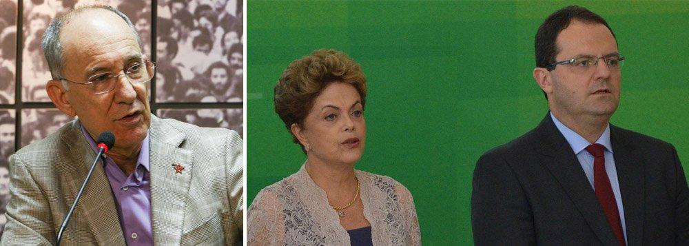 """Entre as propostas para a política econômica do governo da presidente Dilma Rousseff, comandada agora pelo ministro Nelson Barbosa, o Partido dos Trabalhadores pede mudanças no Imposto de Renda; a nova tabela teria uma alíquota de 40% para os que ganham mais de R$ 100 mil por mês e isenção para salários até R$ 3.800; a legenda calcula que o ganho para os cofres públicos seria de R$ 80 bilhões; em nota publicada nesta segunda-feira, o presidente da sigla, Rui Falcão, defendeu que o governo deve se concentrar em uma nova pauta econômica nos próximos meses, pediu """"ousadia"""" e disse confiar em Barbosa"""