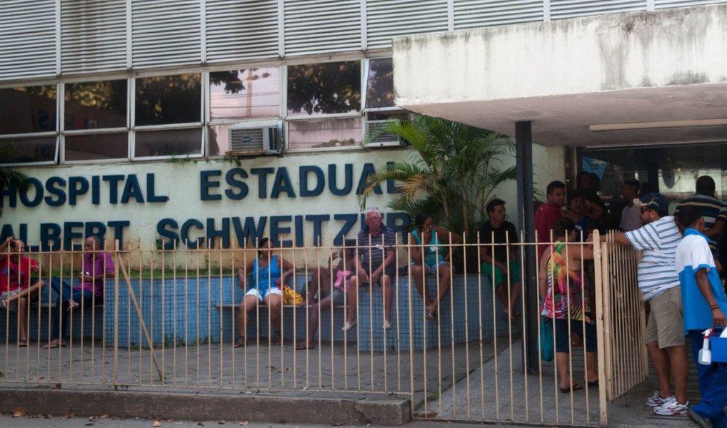 A crise no sistema de saúde do Rio de Janeiro não vai provocar o fechamento de unidades de emergência no estado, nem de unidades especializadas como os hospitais do Cérebro e da Criança, afirmou o novo secretário de Estado de Saúde do Rio, Luiz Antônio de Souza Teixeira Júnior