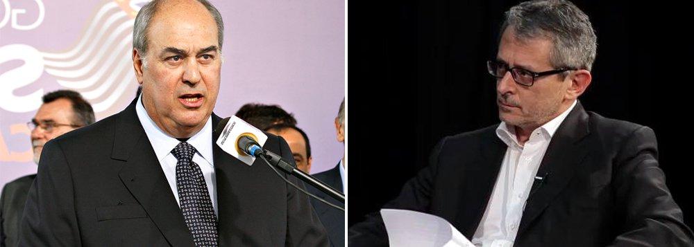 Em carta publicada na 'Folha de S. Paulo', o presidente do Grupo Globo, Roberto Irineu Marinho, questiona reportagem do jornal de Otavio Frias que trata dos diários do ex-presidente Fernando Henrique Cardoso;ele rebate trecho em que FHC afirma ter nomeado um alto funcionário do Ministério das Comunicações em 1995 após consultar Marinho a respeito de três indicações; osdois são sócios no Valor Econômico