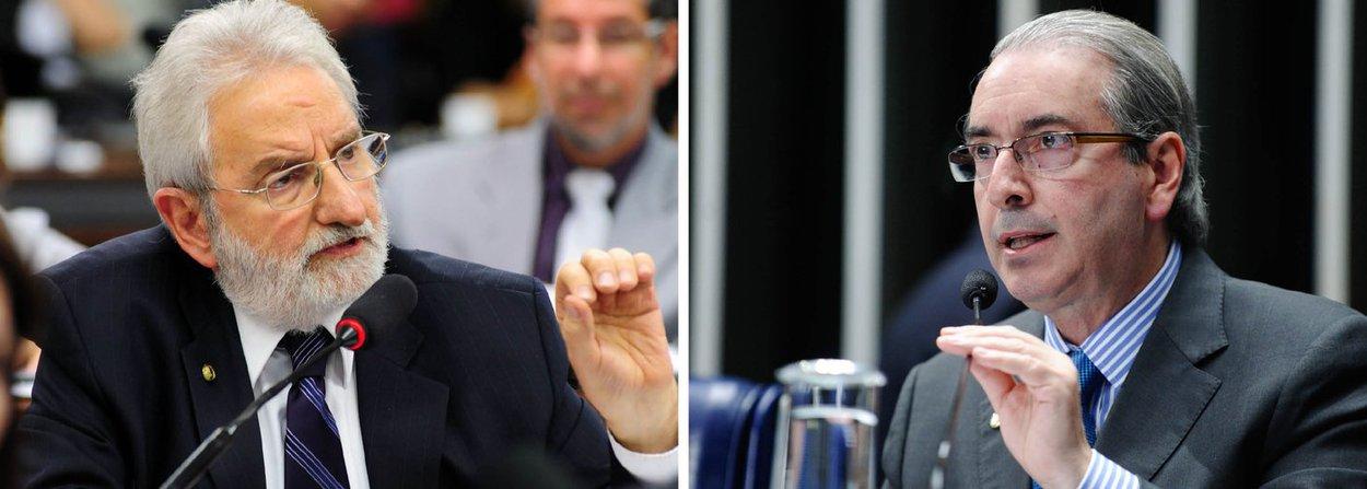 """Deputado Ivan Valente (PSOL-SP), titular da CPI da Petrobras, afirmou nesta segunda-feira, 29, que irá propor, em voto separado do parecer do relator Luiz Sérgio (PT-RJ), o indiciamento do presidente da Câmara, Eduardo Cunha (PMDB-RJ); """"Não indiciar culpados é transformar a CPI em pizza"""", afirmou; """"Não convocaram nenhum parlamentar da lista do procurador (Rodrigo Janot)"""". E o único que foi (na CPI) não falou a verdade"""", emendou o deputado, se referindo ao depoimento de Cunha, que na ocasião negou ter contas no exterior"""