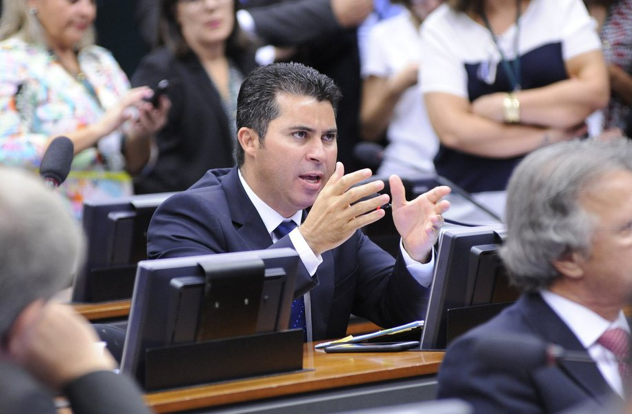 """O novo relator da representação contra o presidente da Câmara, deputado Marcos Rogério (PDT-RO), confirmou nesta manhã que vai apresentar o novo parecer preliminar na próxima terça-feira 15; """"Será apenas uma apresentação formal do que já é conhecido. Não avançarei um milímetro em aspectos meritórios desse processo"""", assegurou, indicando que seu parecer será pela admissibilidade da investigação contraEduardo Cunha (PMDB-RJ)"""
