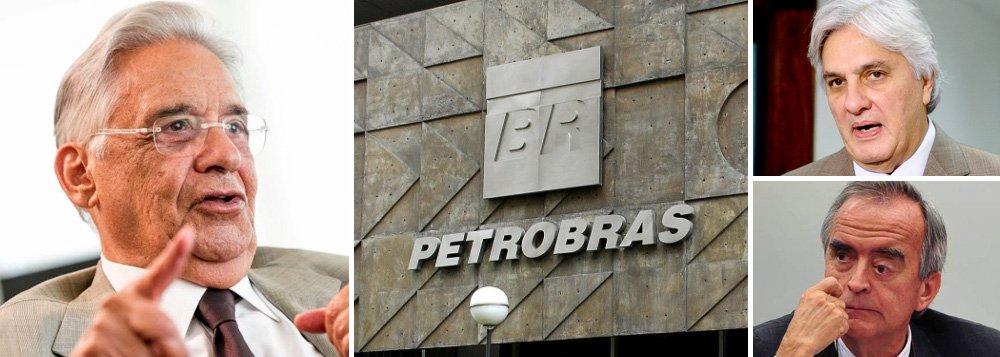"""Por meio de sua conta no Facebook, o ex-presidente Fernando Henrique Cardoso (PSDB) respondeu nesta quarta-feira, 9, à afirmação do ex-diretor Internacional da Petrobras Nestor Cerveró, de que o senador Delcídio Amaral (PT-MS) recebeu propina de US$ 10 milhões da Alstom quando era diretor da petroleira entre 1999 e 2001, durante seu governo; para FHC, se houve corrupção, foi um caso isolado; """"Se houve algo, durante o meu governo, foi conduta imprópria do Delcídio, não corrupção organizada, como agora"""", afirmou; entretanto, além de Cerveró, o ex-gerente Pedro Barusco já havia dito que começou a receber propina em contratos da Petrobras em 1998, antes de Delcídio; um ano antes, em 1997, FHC editou a lei que permitiu à Petrobras contratar sem licitação"""