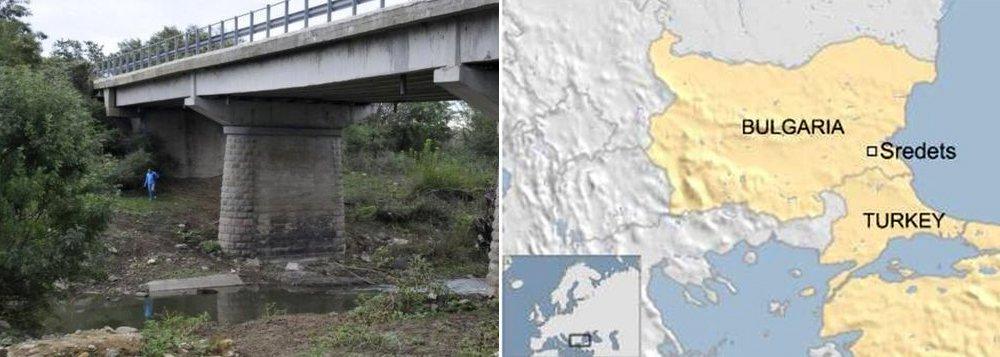 """""""Um grande grupo de migrantes ilegais tentou entrar na Bulgária através da fronteira com a Turquia. Um homem levou um tiro durante o incidente e acabou por morrer quando estava sendo transportado para o hospital"""", afirmou o porta-voz do Ministério do Interior em declarações à agência de notícias francesa AFP"""