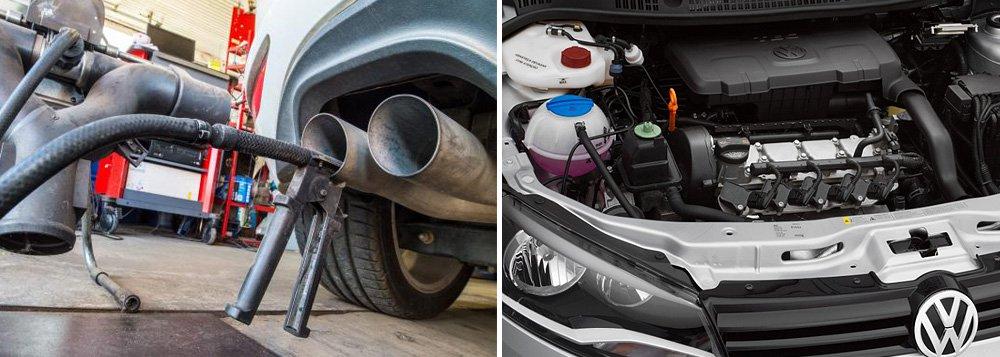 """Em comunicado, o grupo faz questão de esclarecer que """"os veículos novos do grupo Volkswagen com motores diesel UE 6, atualmente disponíveis na União Europeia, estão em conformidade com os requisitos legais e as normas ambientais"""", mas que os veículos """"com motores tipo EA 189, envolvendo cerca de 11 milhões de automóveis em todo o mundo"""", poderão ter discrepâncias nos dados das emissões"""