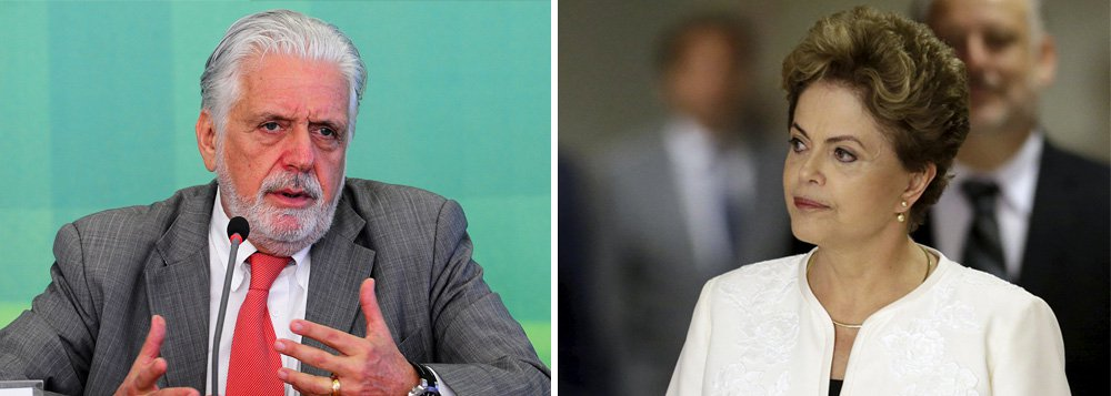 """Ministro da Casa Civil, Jaques Wagner (PT-BA) reforçou a determinação da presidente Dilma em enfrentar o processo de impeachment; a defesa ocorre após a divulgação da carta do vice-presidente Michel Temer (PMDB) à petista; apesar de não citar o documento,evitando polemizar com o peemedebista, o ex-governador da Bahia afirmou que o intenso convívio com Dilma o faz perceber """"a imensa capacidade dessa mulher de resistir e enfrentar dificuldades""""; Dilma é, por natureza, uma mulher forte e aguerrida, mas ela parece agigantar-se ainda mais quando precisa encarar grandes desafios"""", disse ele nas redes sociais"""