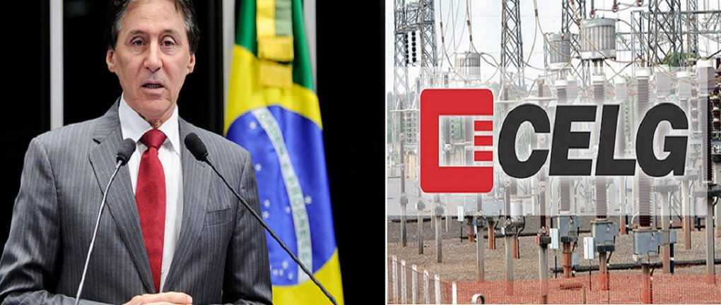 Relatório do senador Eunício Oliveira,com a manutenção da emenda na MP 677, que converte a dívida da Celg Distribuição com Itaipu Binacional de dólares (US$) para reais (R$), foi aprovado na Comissão Mista; com a aprovação, a dívida da estatal com Itaipu ficará cerca de R$ 500 milhões menor do que o valor atual; é mais um avanço no processo de venda da Celg, que já foi autorizada pelo governo federal; governo de Goiás esperar obter R$ 5 bilhões com a venda e recursos serão investidos em obras de infraestrutura