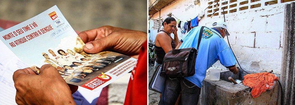 Segundo a Secretaria de Estado da Saúde (Sesau), de janeiro a novembro deste ano foram registrados 23.701 casos de dengue em Alagoas; no mesmo período do ano passado foram notificados 14.973 casos da doença, o que significa aumento de 58,29%; já há municípios que enfrentam epidemia e outros em situação de alerta, principalmente no Sertão e no Agreste