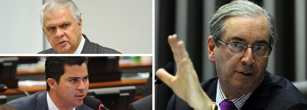 Deputados do conselho traçaram estratégia contra o presidente da Câmara, Eduardo Cunha (PMDB-RJ), que nesta quarta (9), em mais uma manobra, adiou seu processo de cassação, ao substituir o relator do processo; tanto o presidente do Conselho, José Carlos Araújo (PSD-BA), quanto o novo relator, Marcos Rogério (PDT-RO), concordam em pedir liminar para que o afastamento de Cunha seja levado ao plenário; vários partidos também pediram hoje o afastamento do deputado; colunista Josias de Souza o comparou a um monarca que cria suas próprias regras; procurador-geral Rodrigo Janot pode pedir seu afastamento a qualquer momento; se ontem Cunha tentou um golpe contra a democracia (barrado pelo STF), hoje ele aviltou de vez a Câmara