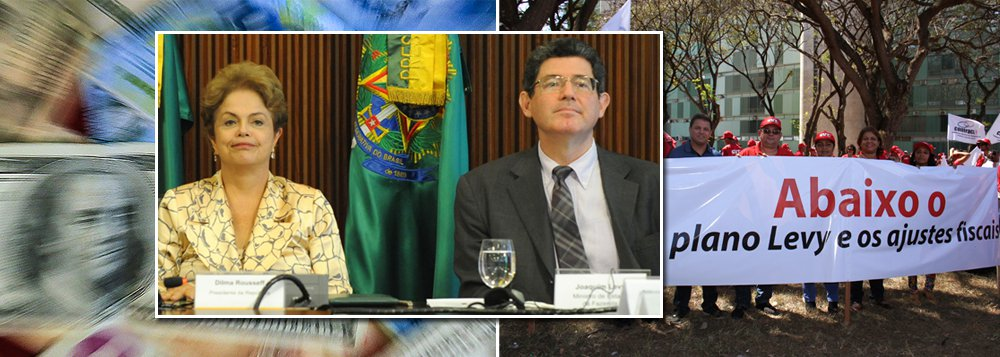 Levy põe Dilma entre dois fogos: o mercado e o PT