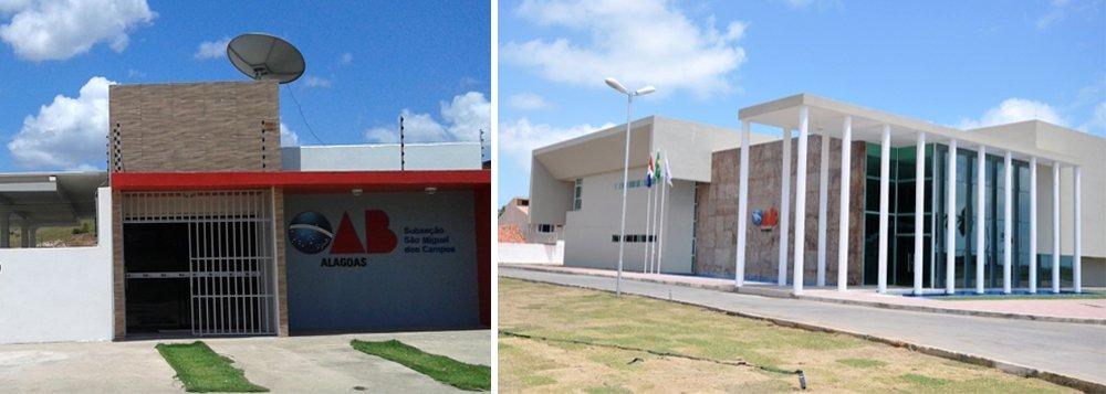 Ao contrário dos números anunciados pela secretaria de Segurança Pública, os da Ordem dos Advogados do Brasil seccional Alagoas (OAB/AL), relativos a mortos em confronto com a polícia, são maiores; segundo a entidade, foram 111; dados podem colocar o Estado no primeiro lugar do ranking brasileiro de mortes em confronto com a polícia