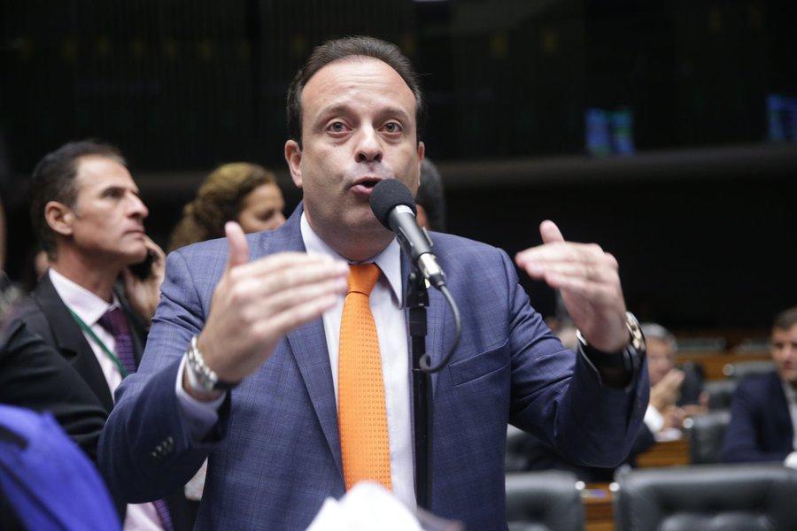 """Um dos líderes do movimento que defende o impeachment da presidente Dilma Rousseff, o deputado federal André Moura (PSC), fiel aliado do presidente da Câmara, Eduardo Cunha (PMDB), afirma ao 247 que a intenção da oposição é acelerar o processo de impedimento da presidente, após a instalação da comissão que analisará o pedido; """"Os líderes de oposição querem realizar sessões todos os dias da semana na comissão especial formada na quinta-feira (17), inclusive nas segundas e sextas-feiras, a fim de concluir o processo o mais rápido possível, claro que cumprindo todo o rito regimental"""", diz"""