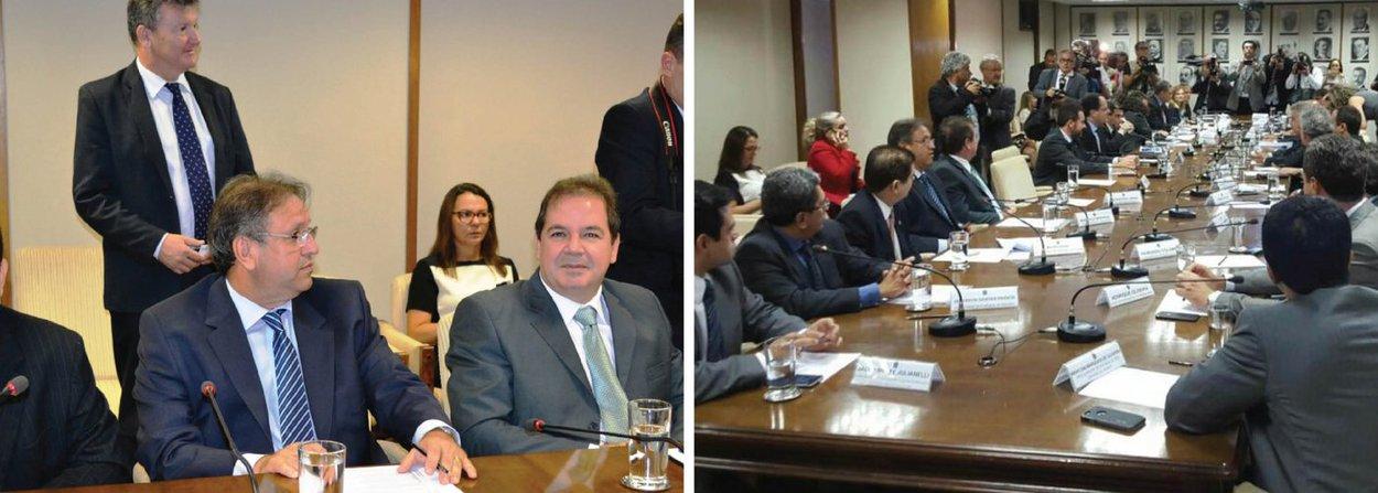 Após acordo foi firmado durante reunião entre o ministro da Fazenda, Nelson Barbosa, governadores e representantes de 17 estados, o governo do Tocantins informou quese beneficiará da proposta renegociando os contratos de empréstimo com o BNDES, que somados chegam a cerca de R$ 1 bilhão;o alongamento da dívida concederá ao Estado uma folga anual de R$ 70 a R$ 90 milhões no caixa, nos próximos quatro anos, segundo o executivo; no total, o Estado terá um valor de aproximadamente R$ 300 milhões que serão direcionados para investimentos nas áreas prioritárias como saúde, educação e infraestrutura