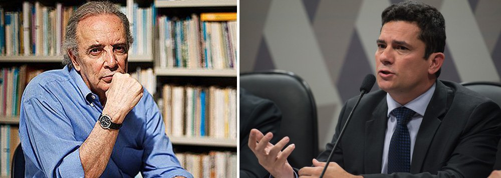 """Colunista Janio de Freitas afirmou neste domingo, 20, que em nome do combate à corrupção, está se instalando no Brasil um regime autoritário; """"Os excessos do juiz Sergio Moro e os da Lava Jato devem-se, em grande parte, à irresponsabilidade de uns e à má informação da maioria que incentivam prepotência e ódio porque não podem pedir sangue e morte, que é o seu desejo"""", afirmou; Janio criticou os grampos e sua divulgação ilegal, bem como o argumento defendido pela mídia de que o conteúdo da conversa justifica a ação ilegal"""