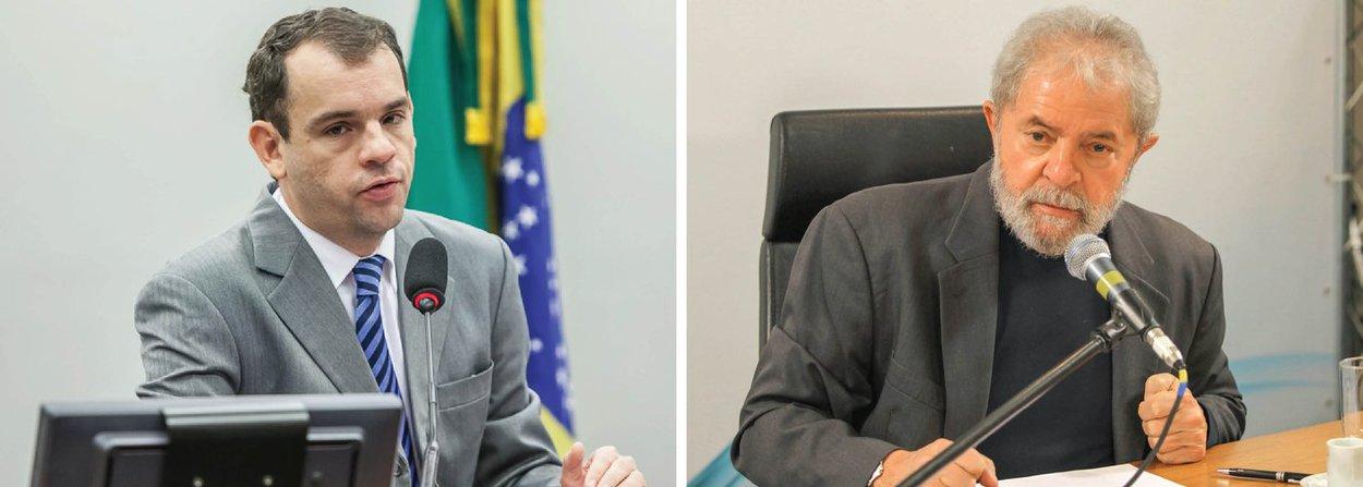 """Procurador da República Frederico Paiva, que atua na Operação Zelotes, disse não ter entendido o motivo de a Polícia Federal ter ouvido Lula, uma vez que ele não é investigado; """"Não entendi o motivo de o delegado ter ouvido o Lula neste caso"""", disse, no intervalo das audiências que ocorrem nesta segunda; """"Ele não consta no rol de investigados. Em nenhum momento existe algum ato praticado por ele que tenha sido objeto [de investigação]""""; o representante do Ministério Público ressaltou ainda que """"o foco da investigação é o tráfico de influência e corrupção no Carf""""; na última semana, o advogado Cristiano Martins, que defende Luis Claudio Lula da Silva no processo da Zelotes, disse que as investigações mudaram o foco para a suposta """"compra"""" de medidas provisórias para atingir o ex-presidente"""