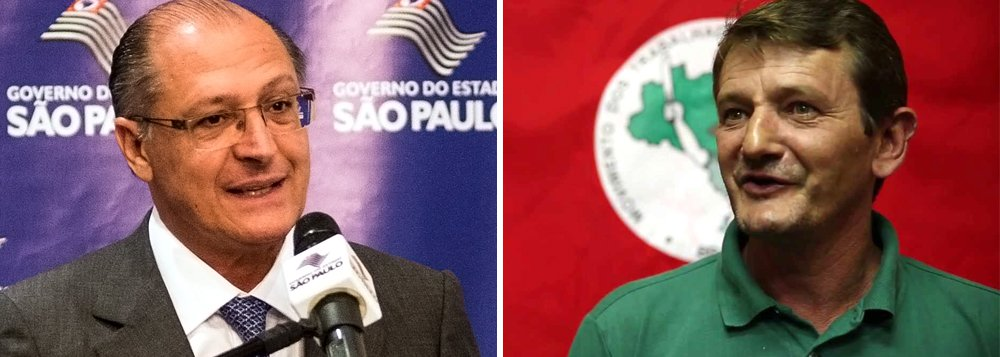 """Nesta quinta-feira (14) o governo Alckmin vai sancionar a lei estadual que permite a transmissão de terras a herdeiros de assentamentos rurais e o acesso deles a meios de financiamento; """"É uma sinalização de um governo que enxerga o conjunto do espectro da sociedade e não se limita a um único segmento"""", disse o secretário da Casa Civil, Edson Aparecido; histórico aliado dos petistas, movimento sauda manobra eleitoral de Alckmin:""""É surpreendente e bom que esse projeto venha de um governo tucano. Isso ajuda a pressionar a esquerda e o governo"""", elogia Gilmar Mauro, dirigente do MST"""