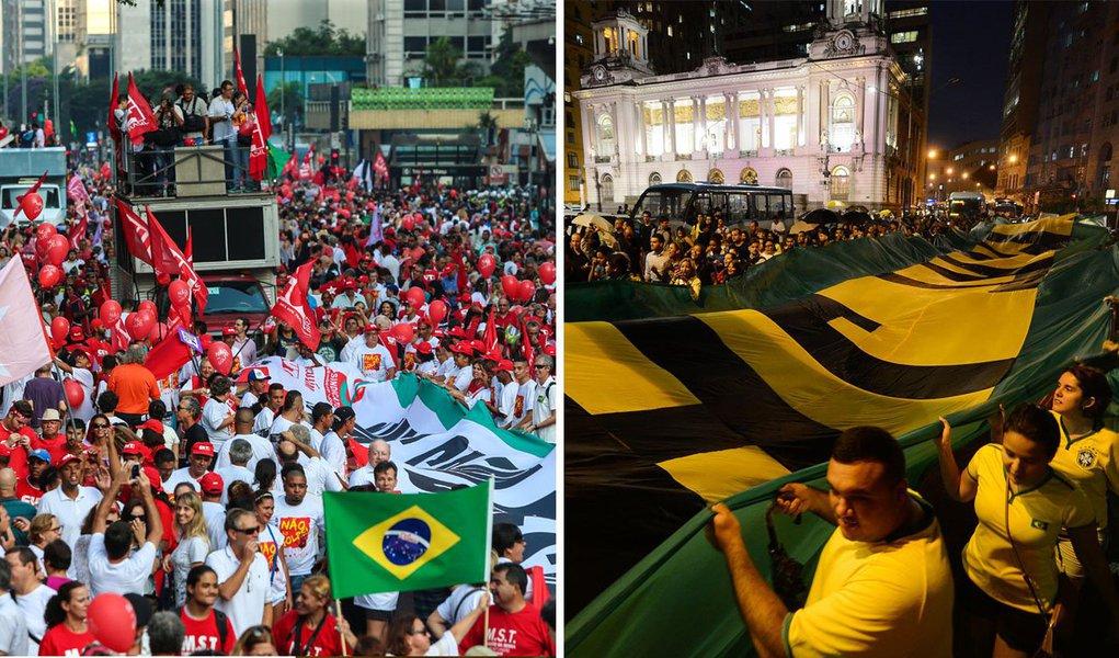 Viva o Brasil inteligente e democrático, que não tem medo das (in) justiças dos pseudos justiceiros da mídia e do poder judiciário
