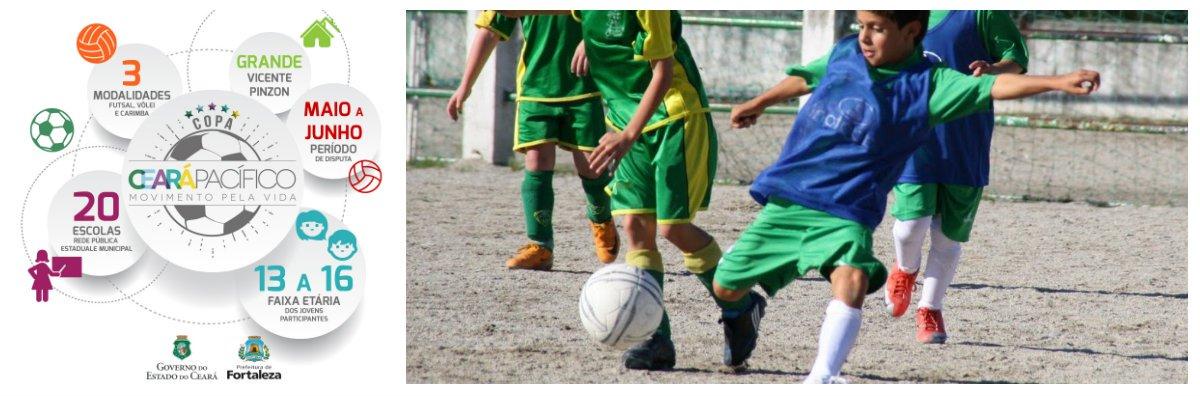 O torneio reunirá 1.440 jovens de 20 escolas da rede pública estadual e municipal, que disputarão três modalidades: futsal, vôlei e carimba, tanto em categorias femininas quanto masculinas