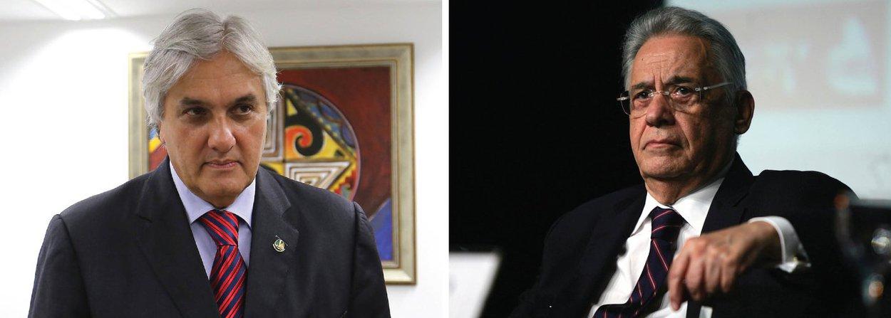O senador Delcídio Amaral afirmou em sua delação premiada que houve um pagamento de propina que teria sido feito ao PFL (atual DEM) durante o governo Fernando Henrique Cardoso (PSDB); o pagamento teria a ver com a compra de equipamento da empresa Alstom para a refinaria Landulfo Alves; Delcídio afirma que não sabe quanto foi destinado ao PFL, mas que acredita ser a maior parte; ele afirma que o projeto teria nascido no Ministério de Minas e Energia durante a gestão de Rodolpho Tourinho, que seria ligado ao ex-governador Antonio Carlos Magalhães