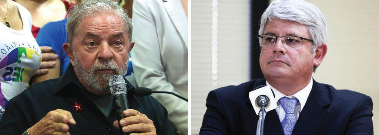 """A assessoria do ex-presidente Lula disse ter identificado """"sérios erros factuais"""" no pedido da denúncia do procurador-geral da República, Rodrigo Janot, na qual ele acusa o petista de ter atuado no esquema de corrupção da Petrobras; """"A Andrade Gutierrez não pagou mais de três milhões ao ex-presidente em palestras no exterior, como mostram os dados bancários da empresa de palestras do ex-presidente já tornados públicos. A PGR faz confusão entre o Instituto Lula, entidade sem fins lucrativos que não repassa qualquer recurso ao ex-presidente, e a L.I.L.S, empresa privada pela qual o ex-presidente ministra palestras"""", diz a nota do instituto, que acusa a PGR de omitir e distorcer informações"""