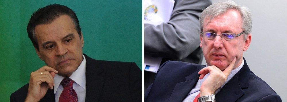 """O Palácio do Planalto se manifestou nesta terça-feira 15 sobre a operação de busca e apreensão da Polícia Federal em casas de autoridades – entre elas o presidente da Câmara, Eduardo Cunha (PMDB-RJ), e dois ministros do governo – e disse que espera que os fatos investigados sejam """"esclarecidos o mais breve possível""""; são alvos da PF os ministros do Turismo, Henrique Eduardo Alves; e da Ciência, Tecnologia e Inovação, Celso Pansera, ambos do PMDB"""