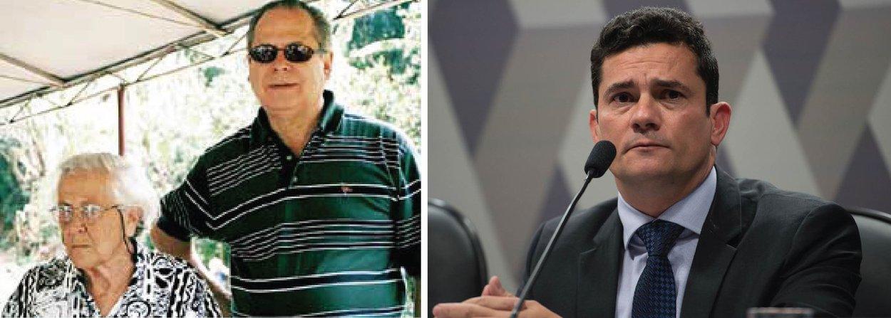 O juiz federal Sérgio Moro decretou o sequestro da casa em Passa Quatro, no interior de Minas Gerais, onde vive a mãe do ex-ministro José Dirceu, preso na Lava Jato, no ano passado acusado de receber propinas no esquema Petrobras; na prática, o imóvel fica à disposição da Justiça, mas dona Olga Guedes da Silva, de 94 anos, pode continuar vivendo nela como depositária da casa; a ordem do juiz acata o pedido da força-tarefa da Lava Jato, que apontou que o imóvel está em nome da TGS Consultoria, empresa que teve seus bens sequestrados