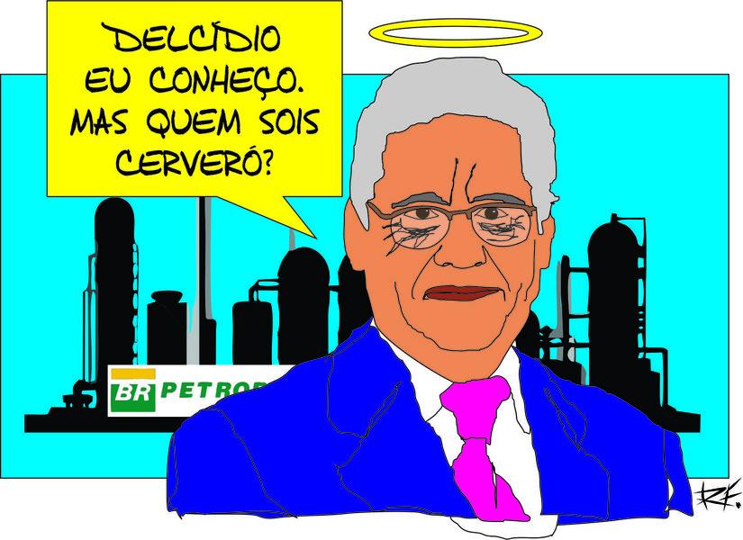 Meritíssimos doutores Sérgio Moro e Rodrigo Janot, os senhores estão esperando o que para intimarem e prenderem o El Chapo do PSDB?