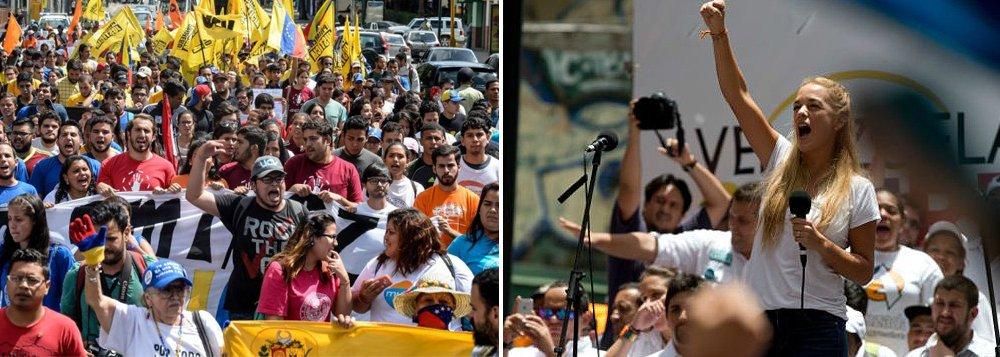 Um dirigente do partido da oposição venezuelana Ação Democrática (AD) foi assassinado nessa quarta-feira 25 durante um comício; o crime ocorreu em Altagracia de Orituco, a 160 quilômetros a sudeste de Caracas; a vítima é o secretário da AD, Luis Manuel Diaz, que morreu atingido por tiros disparados de dentro de um carro;Diaz estava em um palanque, ao lado de Lilian Tintori, mulher de Leopoldo López, o líder do partido oposicionista Vontade Popular (VP)