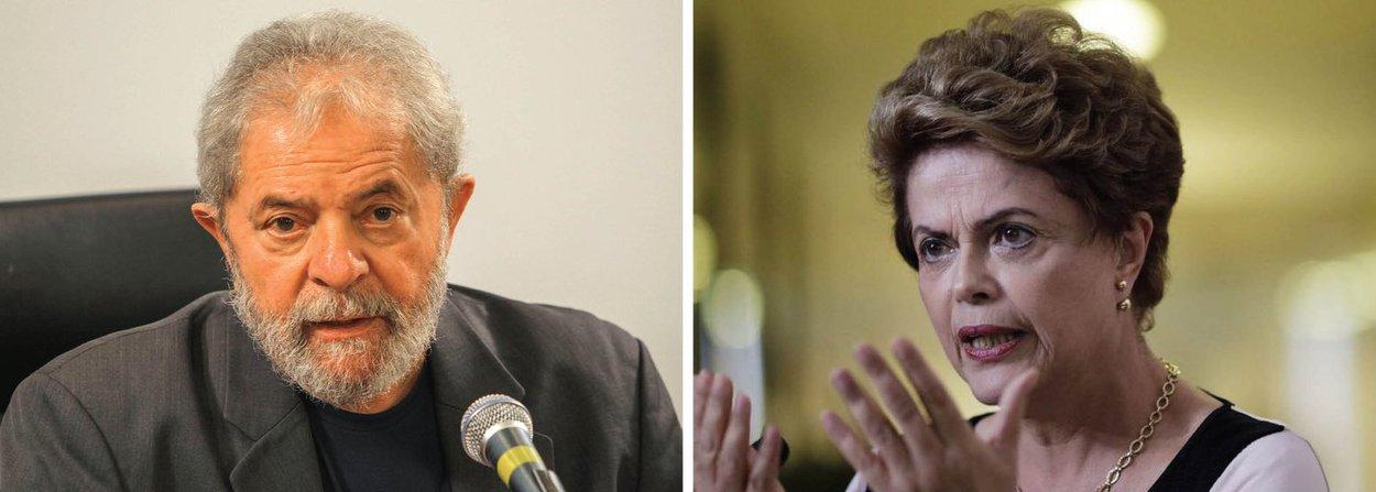 """Nas mais de três horas de conversa com jornalistas nesta quarta-feira, o ex-presidente rebateu denúncias de investigação envolvendo seu nome, criticou a imprensa conservadora, o impeachment, falou de eleições e do PT, mas também mandou recados à presidente Dilma Rousseff, especialmente sobre medidas econômicas; Lula apontou um """"equívoco político"""" na mudança do discurso feito pelo governo durante as eleições e depois de eleito e também sugeriu ações """"mais ousadas"""" contra a crise; sobre a Petrobras, ele também opinou:""""Eu não venderia os ativos da Petrobras"""""""