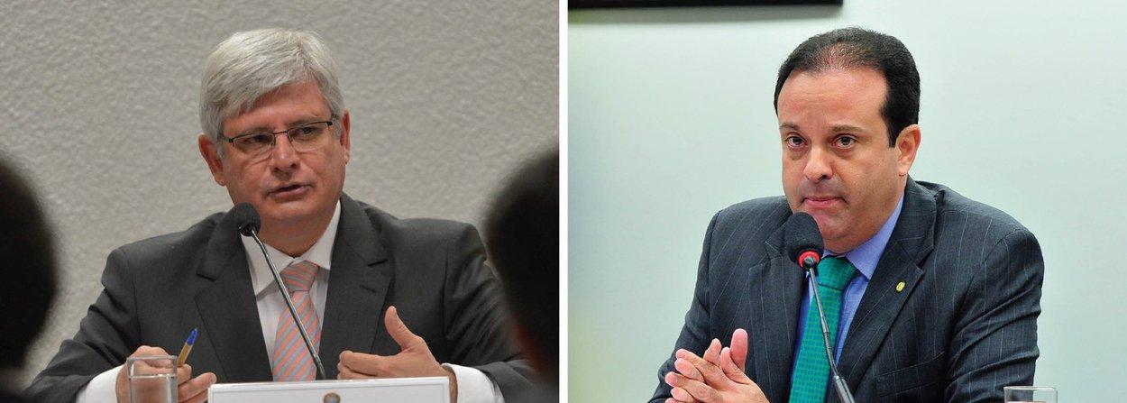 """André Moura (PSC) integra um grupo de nove deputados federais e ex-parlamentares aliados do presidente da Câmara, Eduardo Cunha (PMDB), que estão sendo investigados pela Procuradoria-Geral da República (PGR) sob suspeita de atuar em conjunto para achacar o grupo Schahin; o inquérito, que integra a Operação Lava Jato, foi aberto na semana passada pelo Supremo; o procurador-geral Rodrigo Janot suspeita que os deputados praticaram os crimes de corrupção ativa, passiva e lavagem de dinheiro;André disse que condena o que chamou de """"tentativa de intimidar sua ação parlamentar"""""""
