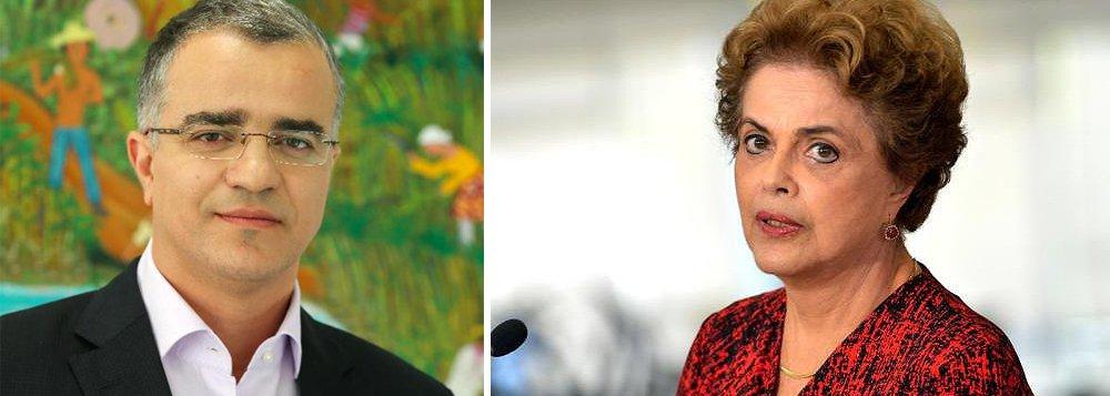 """""""Como ocorreu em relação ao suicídio de Getulio em 54, ao golpe militar de 64 e ao impeachment de Collor em 92, a História fará com o tempo um julgamento mais equilibrado e real sobre os dias de hoje"""", diz o colunista Kennedy Alencar; ele ressalta que Dilma Rousseff não é investigada oficialmente na Lava Jato e que é fundamental a necessidade de um crime de responsabilidade para justificar o atual pedido de impedimento;""""Sem crime de responsabilidade caracterizado, será um golpe branco, sim"""""""