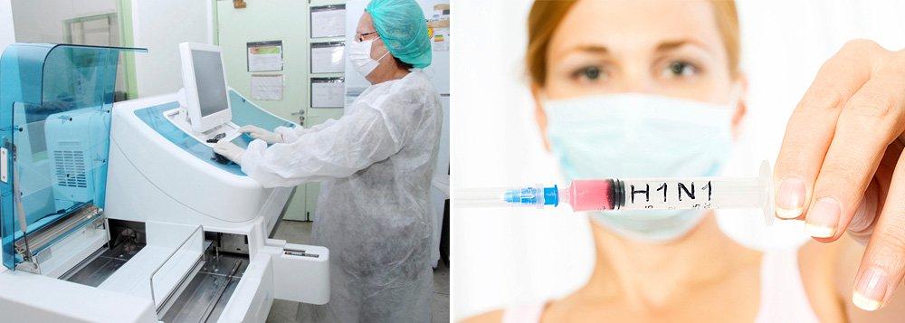 Após informações da Fundação Oswaldo Cruz (Fiocruz/RJ), a Secretaria de Estado da Saúde (Sesau) revelou que o vírus H1N1 foi identificado em cinco amostras, sendo duas de pacientes que morreram; até o momento o Laboratório Central de Alagoas (Lacen) já encaminhou 52 amostras para a Fiocruz