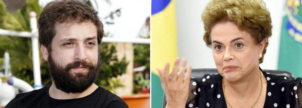 """Colunista Gregorio Duvivier questiona 'por que é que as mesmas pessoas que não protestaram contra o aumento de tarifa, contra Belo Monte, contra Eduardo Cunha estão hoje nas ruas pedindo a queda de Dilma'; 'Afinal, das centenas de nomes da lista da Odebrecht, nenhum deles é o da presidenta. Por que raios querem derrubar a única pessoa que, até o momento presente, não está sendo investigada?'; """"Nessas horas, é preciso fugir do fascismo midiático e resgatar um pouco de empatia e paciência"""", diz"""