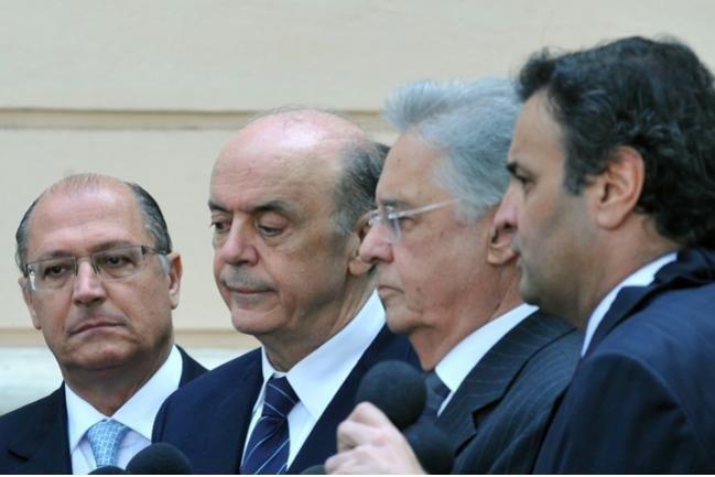 O primeiro ato de FHC foi acabar com uma comissão criada por Itamar Franco para combater a corrupção. Geraldo Alckmin enterrou mais de 70 CPIs na Assembleia de São Paulo. Os tucanos discursam de um jeito e agem de outro