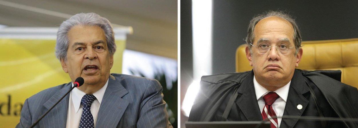 """Um dos juristas que assinaram o habeas corpus impetrado no STF para suspender os atos do ministro Gilmar Mendes contra a posse do ex-presidente Lula na Casa Civil, Celso Bandeira de Mello é mais uma voz respeitada a pedir a suspeição do magistrado do STF; """"Estava sendo invadida uma competência óbvia do ministro Teori. Ele é um homem extremamente competente, responsável e equilibrado. As pessoas podem confiar nele. A mesma coisa não diria do Gilmar Mendes"""", criticou"""