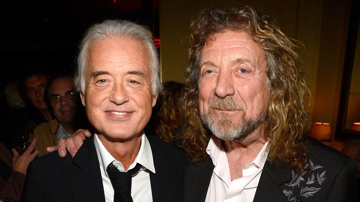 """O vocalista e o guitarrista da banda Led Zeppelin terão que enfrentar um tribunal do júri em Los Angeles, no próximo dia 10 de maio, para determinar se se eles roubaram os acordes iniciais de """"Stairway to Heaven"""", clássico de 1971 da banda; justiça decidiu que a música e a instrumental """"Taurus"""", de 1967, da banda Spirit, são parecidas o suficiente para que um júri decida se Plant e Page são responsáveis por infringirem direitos autorais"""