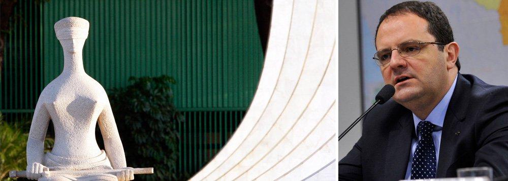 Corte decidirá amanhã sobre a mudança no cálculo das dívidas dos estados, se permite o uso de juros simples no cálculo, como querem governadores; o ministro da Fazenda, Nelson Barbosa, já se posicionou contrário à medida; segundo ele, cálculos preliminares do Senado mostram que a aplicação da metodologia significaria perdas para a União de R$ 313 bilhões
