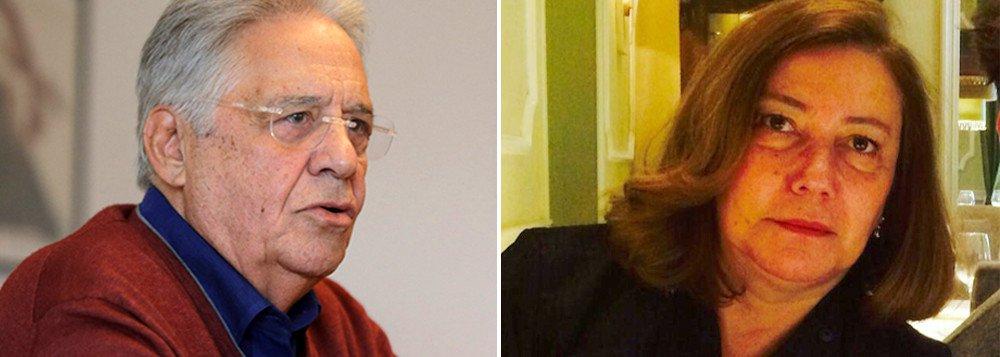 Fernando Henrique Cardoso e Mirian Dutra