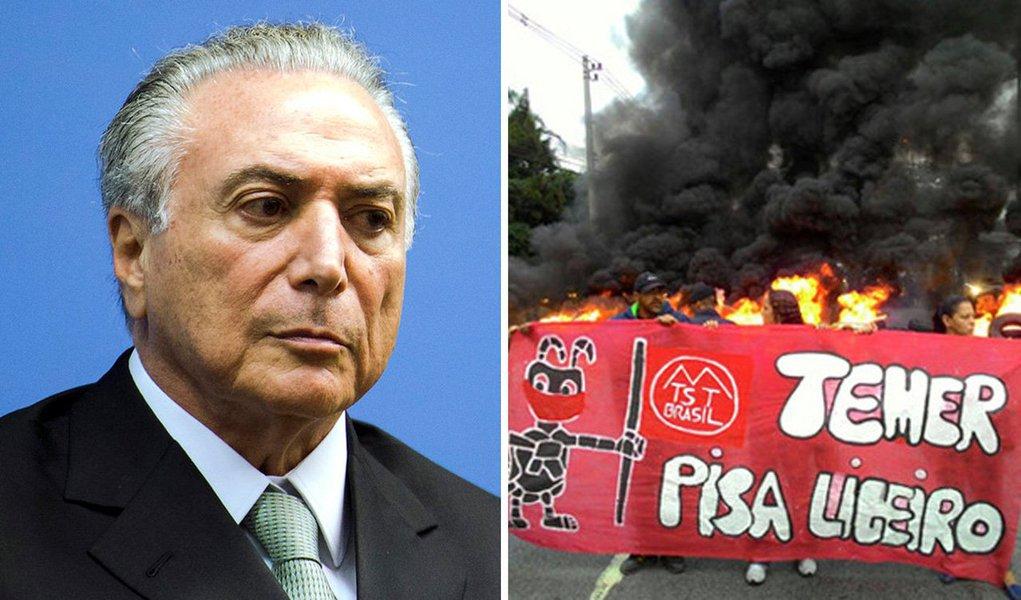 """Os golpistas nativos - alguns deles teleguiados pelos """"falcões"""" dos EUA - achavam que repetiriam no Brasil a mesma experiência dos """"golpes suaves"""" no Paraguai e Honduras, sem enfrentar resistências"""