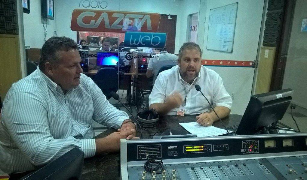 """O secretário de Segurança Pública, coronel Lima Junior, declarou que não haverá mudança na cúpula da segurança do estado de Alagoas; para ele, não há motivos para realizar mudanças porque todos os gestores estão trabalhando bem e obtendo """"resultados satisfatórios no combate à criminalidade"""""""