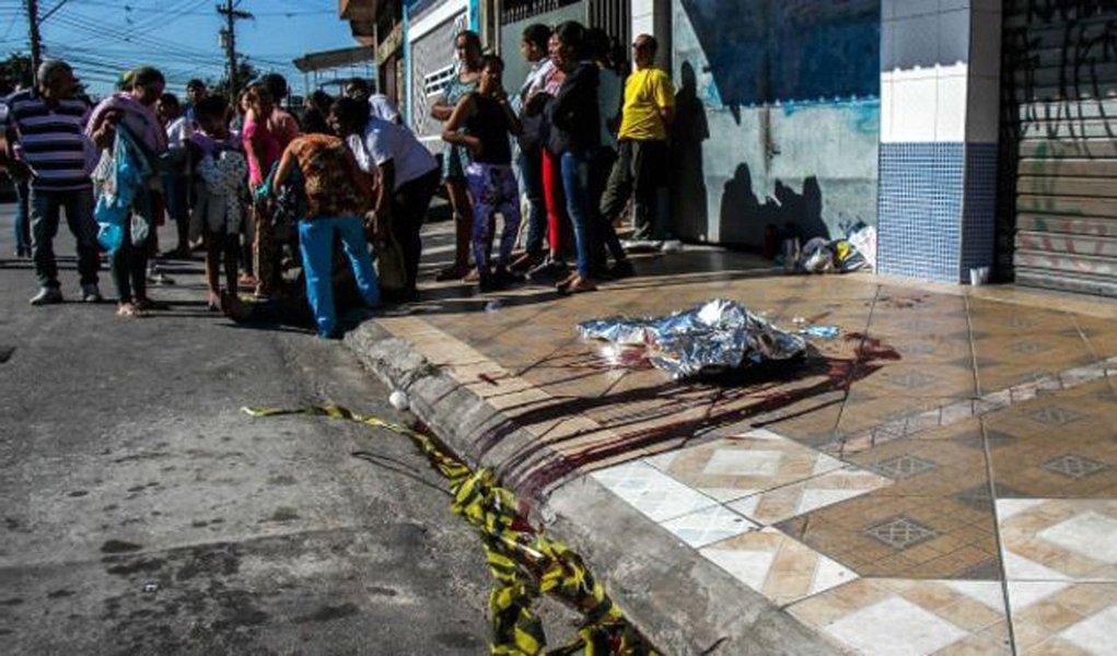 O que aconteceu em Barueri e Carapicuíba é reflexo do modus operandi de uma parcela da Polícia Militar de São Paulo. Prova disso é que, só no ano passado, cerca de 800 pessoas foram mortas, vítimas da violência policial