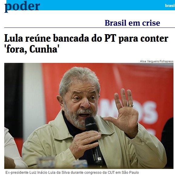 Leitores atentos conseguem facilmente identificar que a mídia brasileira tem insistido cada vez mais no processo de editorialização das notícias