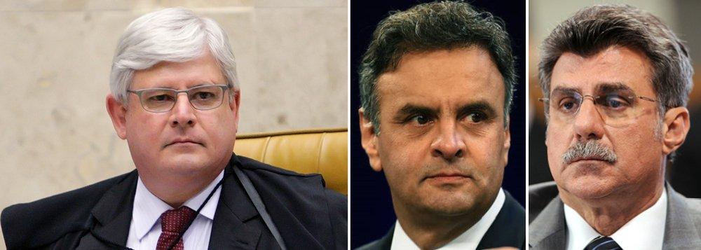 Depoimento do ex-presidente Lula à Procuradoria Geral da República, na última quinta-feira, teve como base a delação do senador Delcídio Amaral, que acusou o petista de chamá-lo para tentar comprar o silêncio do ex-diretor da Petrobras Nestor Cerveró; Lula negou as acusações; agora, a PGR, comandada por Rodrigo Janot, deve convocar outros citados pelo parlamentar em seus depoimentos; entre os mencionados por Delcídio estão os senadores Aécio Neves (PSDB-MG) e Romero Jucá (PMDB-RR)
